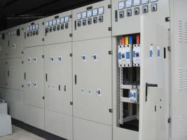 Electric cabinet MSB - 01